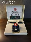 Pelikan Fountain Pen Ag ・ D 3000 Hannover 1 With Box Bottle Ink Used From Japan