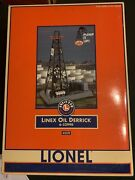 Lionel 6-32990 Linex Oil Derrick 455r Complete And Tested