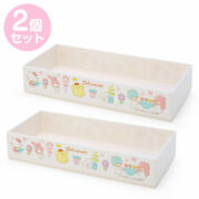Sanrio Characters Storage Container Box S Set Stacking Case Kawaii 2021 New