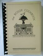 The Bosler Cookbook - Hors D'oeuvres And Savory Recipes - Bosler Library