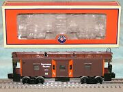 Lionel O 6-26480 - Southern Pacific 1334, Lighted Bay Window Caboose, Lnib