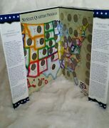 The Official Us Mint. Special Edition 50 State Quarters Collection 1998. Filled