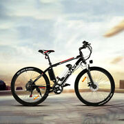 26and039and039_electric Mountain Bicycle{350w Bike Ebike+removeable-li-battery Best Inew`