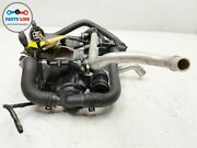 2016 Range Rover L405 5.0l Supercharged Ac Air Conditioner Pre Heater Pump Assy