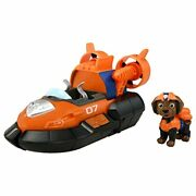 Pre Order Paw Patrol The Movie Basic Vehicle Figure Included Zuma Super Hovercr