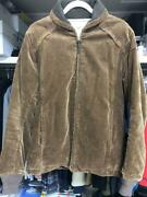 Visvim Palmito Shawl Clr Wale Cords Jacket Brown Size 3 Used From Japan