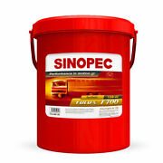 Synthetic Diesel Engine Oil 15w40 - 5 Gallon Pail 18l - 4.75 Gal