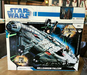 Star Warsandtrade Hasbro Millennium Falcon The Legacy Collection In Stock 25 Ft