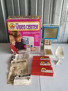 The Six Million Dollar Man Bionic Video Center Boxed Works Kenner