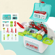 Pretend Play Backpack Role Play Toy Kids Children Party Favors Doctor