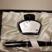 Pelikan Fountain Pen M1000 Completed Items With Box Ink New From Japan