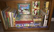 A Large Lot Of The Wizard Of Oz Games Puzzles Coloring Books And More