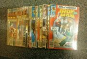 Marvel Iron Man - Lot Of 21 Comics From 250 - 280 See Details / Dr Doom