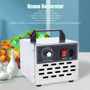Ozone Generator 100㎡ Area Thoroughly Sterilization Low Working Noise For Home Us