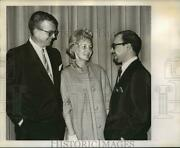 1965 Press Photo American Trial Lawyers Association Officers Installed