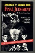 Final Judgment The Missing Link In The Jfk Assassination Conspiracy