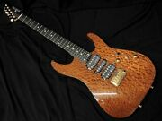 Schecter Nv-dx-24-mh-vtr/e Lace Wood Schechter Lacewood Electric Guitar Outlet