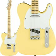 Fender Electric Guitar American Performer Telecaster Vintage White Made In Usa