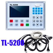 Synchronous Tl-5200 Laser Motion Controller Double Head For Laser Cutter