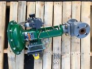 Fisher Globe Valve 1 600 Et With Actuator