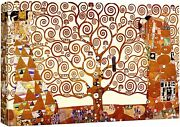 Tree Of Life-gustav Klimt Reproduction Posters Or Canvas Print Framed Wall Art