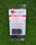 Trijicon Rmr Mount Sealing Plate Rm63 Red Dot Sight Mount - Ac32026