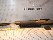 Mercedes Late W109,w108 Lower Dash Ac Burgundy Oem 1 Pad / Cover And Vents,type 4