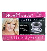 Face Master Facial Toning System Suzanne Somers Defy Gravity Open Box