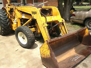 Massey Ferguson 32 Industrial Front End Loader Mf 40 Donor Tractor