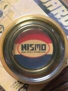 Real Nismo Nismo Horn Button Old Car Vintage