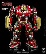 Secondhand Avengers Age Of Ultron/ Iron Man Mark 44 Hulk Buster 1/9 Die-cast