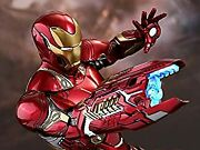 Secondhand Avengers Infinity War Mms473d23 Iron Man Mark 1/6 Scale Collectible