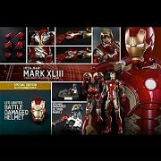 Toys Pipeens Limited Movie Masterpiece Diecast Avengers/age Of Ultron 1/6 Scale