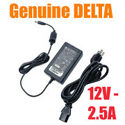 Oem Delta Eadp-30hb B Ac Adapter For Cisco 880 881 890 891 Series Routers W/cord