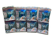 Wrapples Little Live Pets Interactive Furry Friends Skyo Blue New Lot Of 8