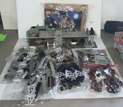 Lego Monster Fighters Haunted House 10228-preowned Most Sealed Bags