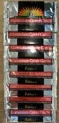1995 Playboy Trading Cards 1st Edition Pack Lot 8 Find The Donald Trump Card