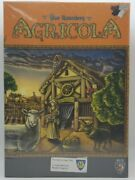 New Agricola Uwe Rosenberg Farming Strategy Board Game Demo From Mayfair Games