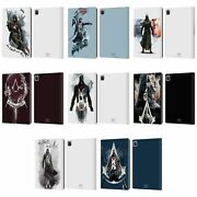 Assassinand039s Creed Unity Character Art Leather Book Wallet Case For Apple Ipad