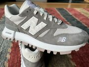 New Balance Rc 1300 Kith 10th Anniversary Elephant Skin Grey Size 11.5 In Hand