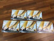 Rolex Yacht Master Booklets In Chinese Hk 2006 Set Of 5 + Free Post
