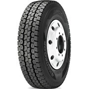 4 Tires Hankook Dh06 11r22.5 Load G 14 Ply Drive Commercial