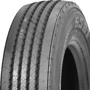 4 Tires General S581 295/75r22.5 Load H 16 Ply Steer Commercial