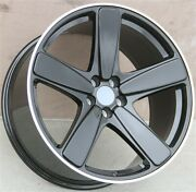 Set4 Staggered Wheels And Tires Pkg 21x9/21x10 5x112 Porsche Macan S Sport Turbo