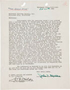 W. C. Fields - Contract Signed 02/22/1941 Co-signed By John T. Neville