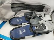 Tubbs Snowshoes 25 Altitude With Atlas Carry Bag Nice Condition Lightly Used