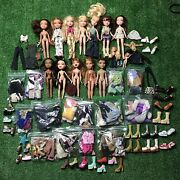 Bratz Dolls Huge Lot 12 Dolls Clothes Shoes And Accessories Boys And Girls