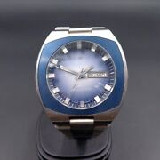 Zodiac Olympos Sst With Hi-beat Caliber 86 With Reference 862 964