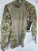 Army Combat Shirt Multicam M Ocp Flame Resistant Small New Acs