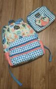 Matilda Jane Study Group Apples Backpack And Lunch Box Set